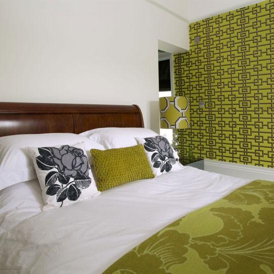 Интерьер спальни в стиле модерн фото 5