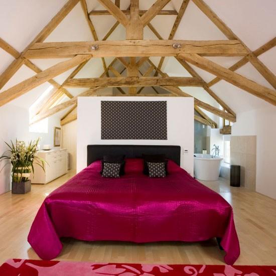 Интерьер спальни в стиле модерн фото 3