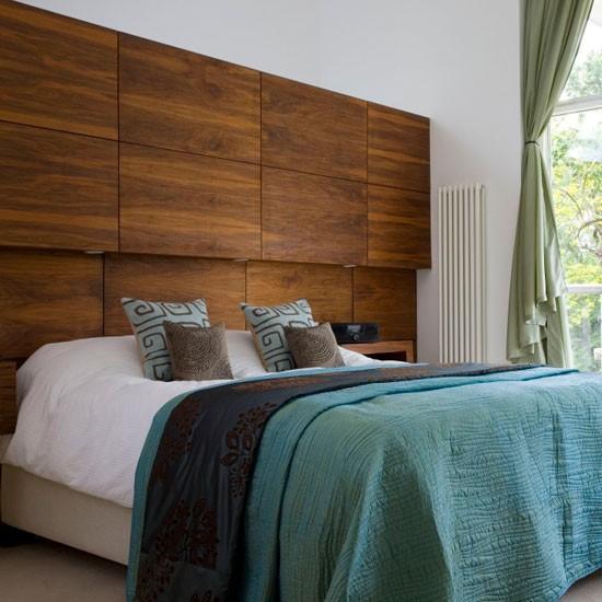 Интерьер спальни в стиле модерн фото 1