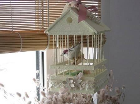 Клетка для птиц фото 74