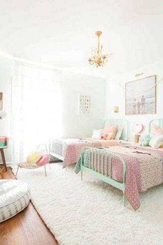Детская комната для двоих детей фото 01