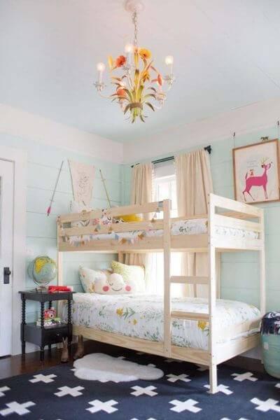 Детская комната для двоих детей фото 04