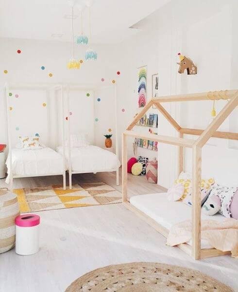 Детская комната для двоих детей фото 08