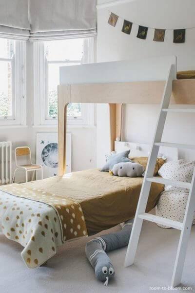 Детская комната для двоих детей фото 09