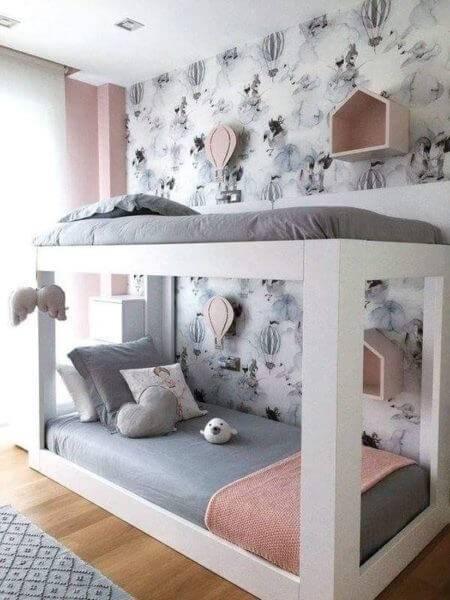 Детская комната для двоих детей фото 11