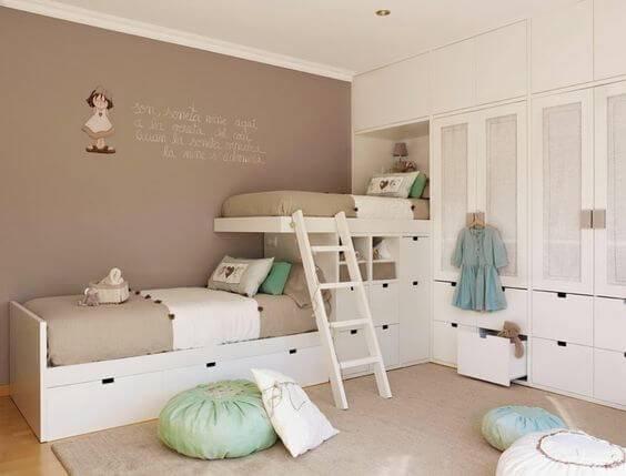 Детская комната для двоих детей фото 12
