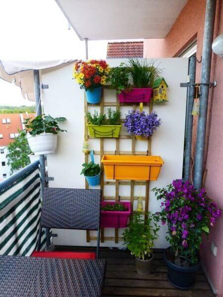 Огород на балконе фото 02