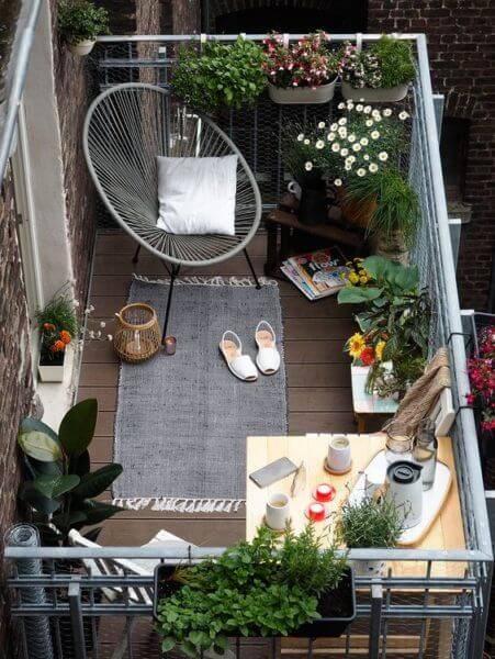 Огород на балконе фото 03