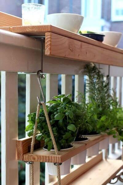 Огород на балконе фото 04