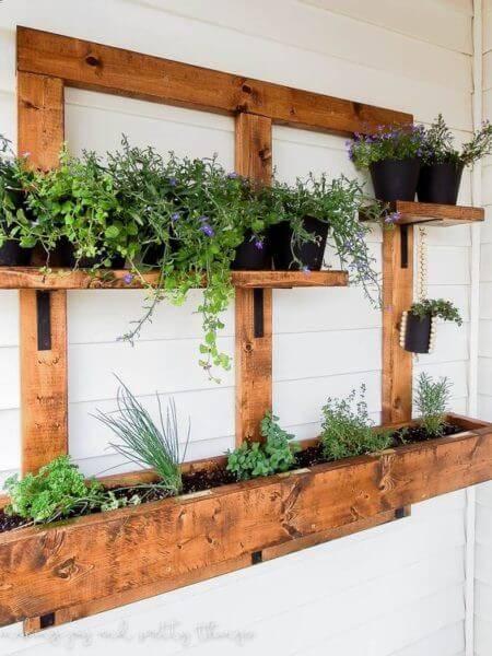 Огород на балконе фото 05