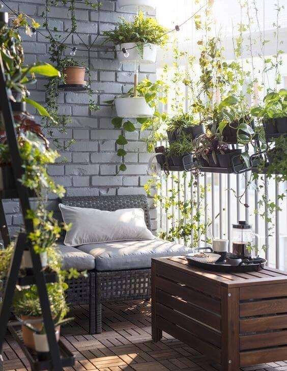Огород на балконе фото 24