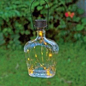 Поделки из бутылок фото 03