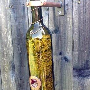 Поделки из бутылок фото 20