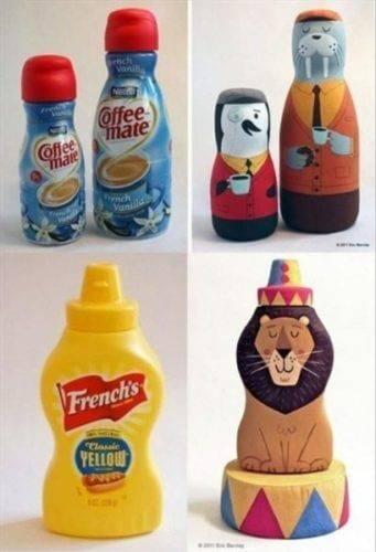 Поделки из пластиковых бутылок для детского сада фото 06