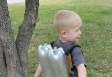 Поделки из пластиковых бутылок для детского сада фото 27