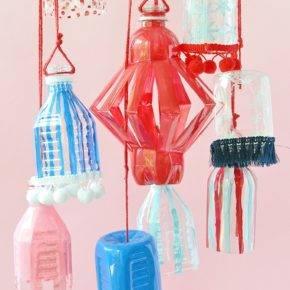 Поделки из пластиковых бутылок фото 14