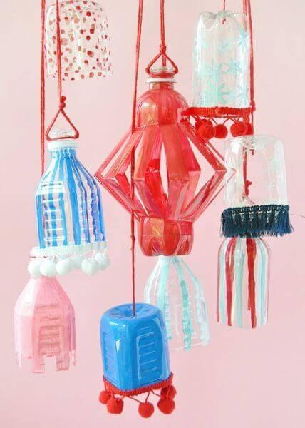 Поделки из пластиковых бутылок фото 15