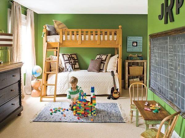 Детская комната для двоих детей фото 17