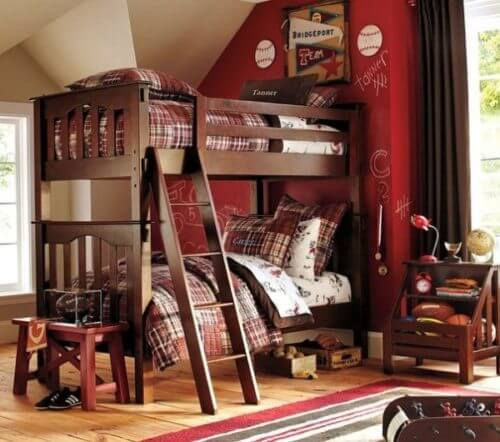 Детская комната для двоих детей фото 22