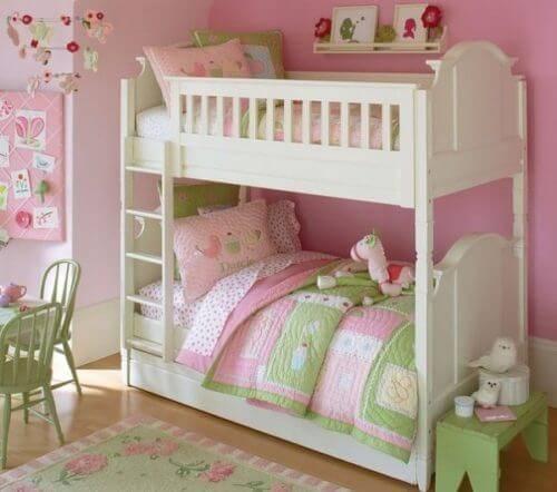 Детская комната для двоих детей фото 24