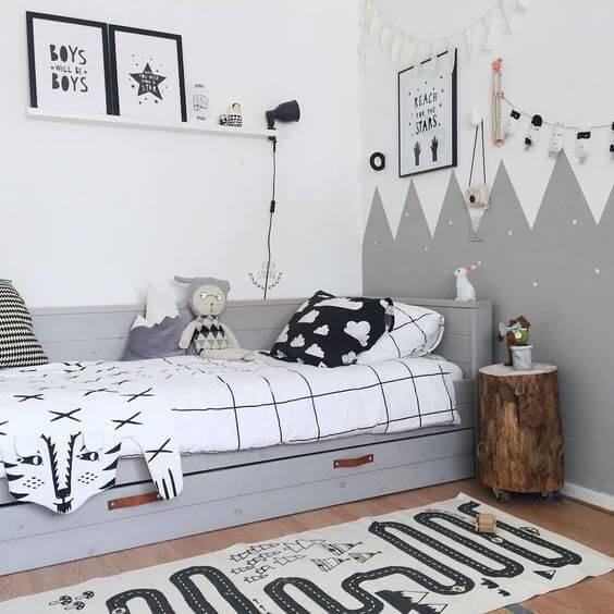 детская комната для мальчика фото 02