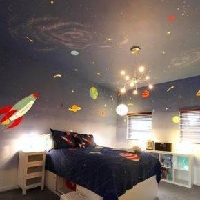 детская комната для мальчика фото 03