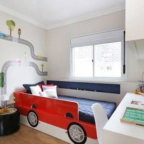 детская комната для мальчика фото 08