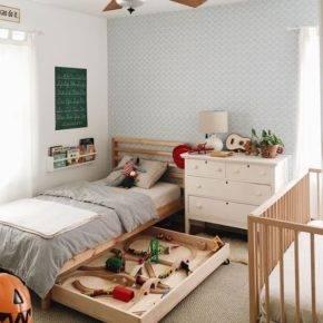детская комната для мальчика фото 22