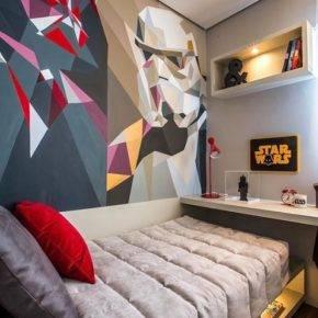 детская комната для мальчика фото 25