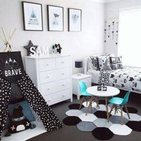 детская комната для мальчика фото 35