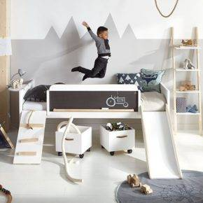 детская комната для мальчика фото 41