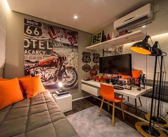 детская комната для мальчика фото 45