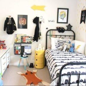 детская комната для мальчика фото 48