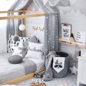 детская комната для мальчика фото 71