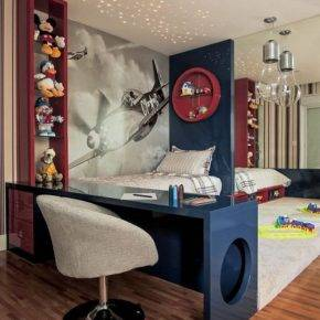 детская комната для мальчика фото 72