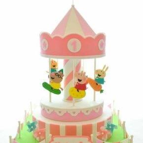 Детский день рождения свинка Пеппа фото 04