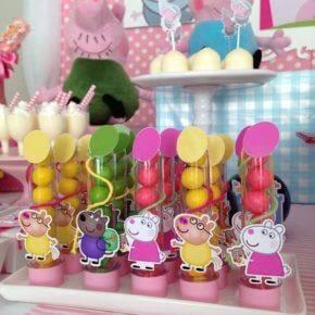Детский день рождения свинка Пеппа фото 06
