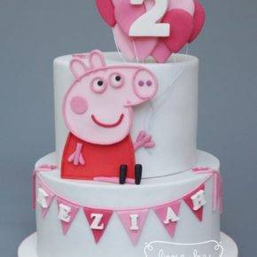 Детский день рождения свинка Пеппа фото 07