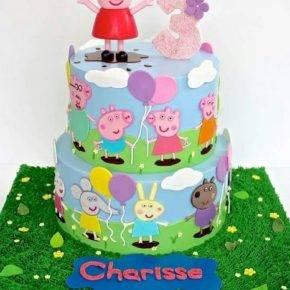 Детский день рождения свинка Пеппа фото 15