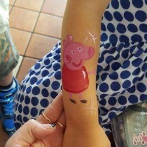 Детский день рождения свинка Пеппа фото 20