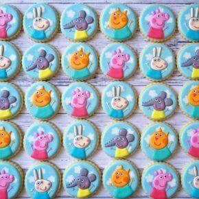 Детский день рождения свинка Пеппа фото 23