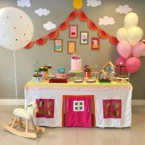Детский день рождения свинка Пеппа фото 25