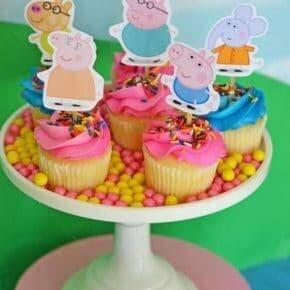 Детский день рождения свинка Пеппа фото 27