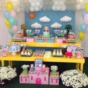 Детский день рождения свинка Пеппа фото 29