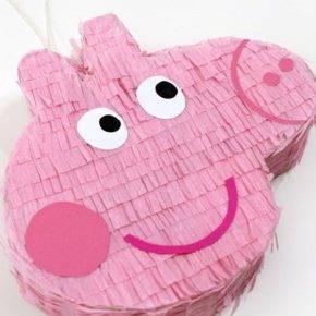 Детский день рождения свинка Пеппа фото 30