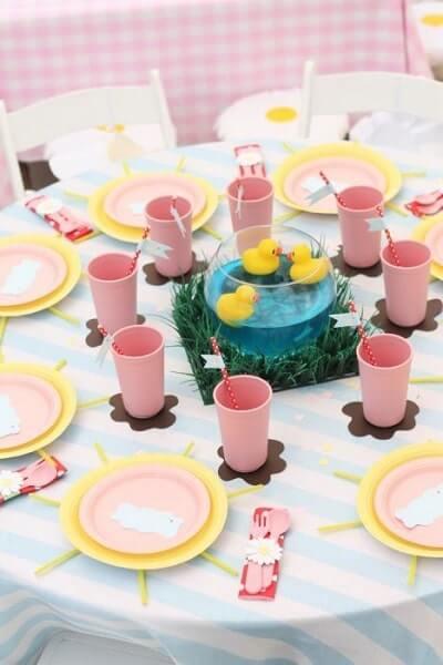 Детский день рождения свинка Пеппа фото 34