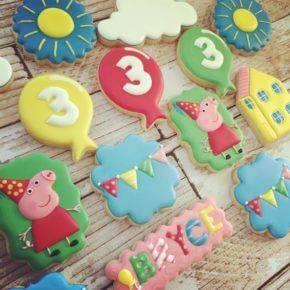 Детский день рождения свинка Пеппа фото 38