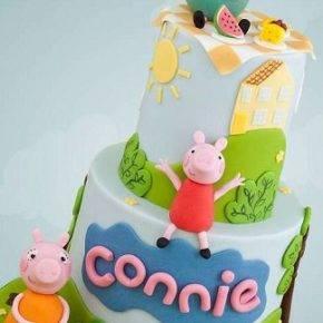 Детский день рождения свинка Пеппа фото 39