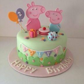 Детский день рождения свинка Пеппа фото 41