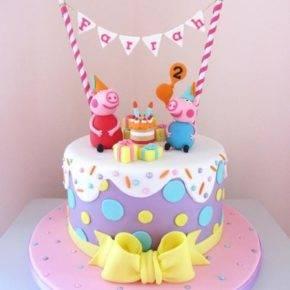 Детский день рождения свинка Пеппа фото 42